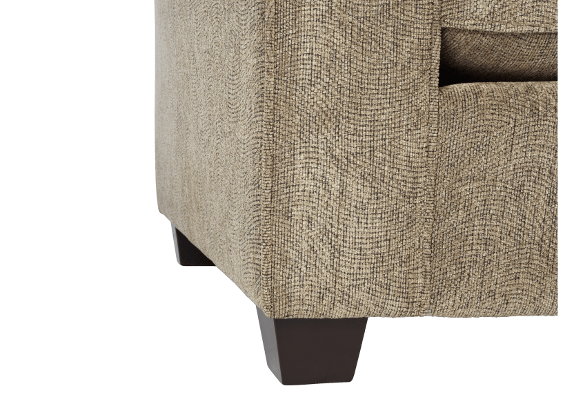 Beige Upholstered Armchair product photo other06 L