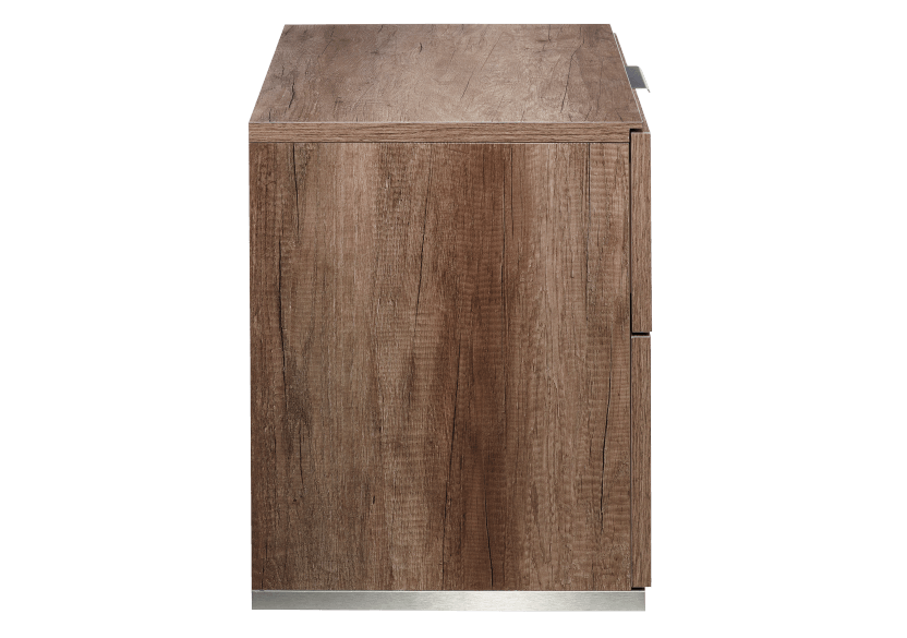 Brown Grey Nightstand product photo other03 L