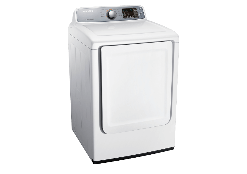 Samsung Dryer - DVE45T7000WAC product photo other01 L