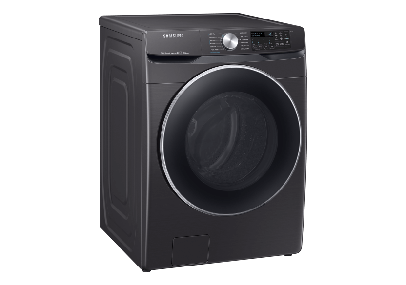 Samsung Front Load Washer - WF45R6300AVUS product photo other02 L