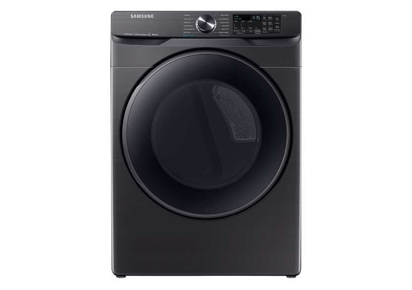 Samsung Dryer - DVE50R8500VAC product photo Front View L