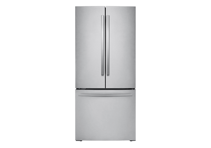 Samsung Bottom Freezer and French Doors Refrigerator - RF220NFTASRAA product photo