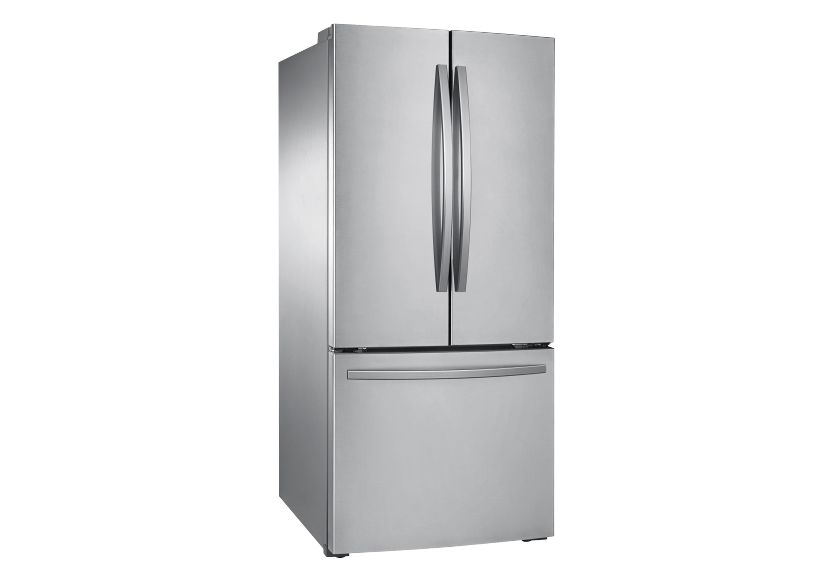 Samsung Bottom Freezer and French Doors Refrigerator - RF220NFTASRAA product photo other02 L