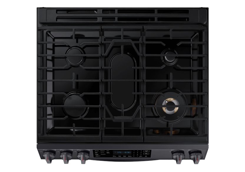 Samsung Built-in Gas Range - NX60T8511SGAA product photo other03 L
