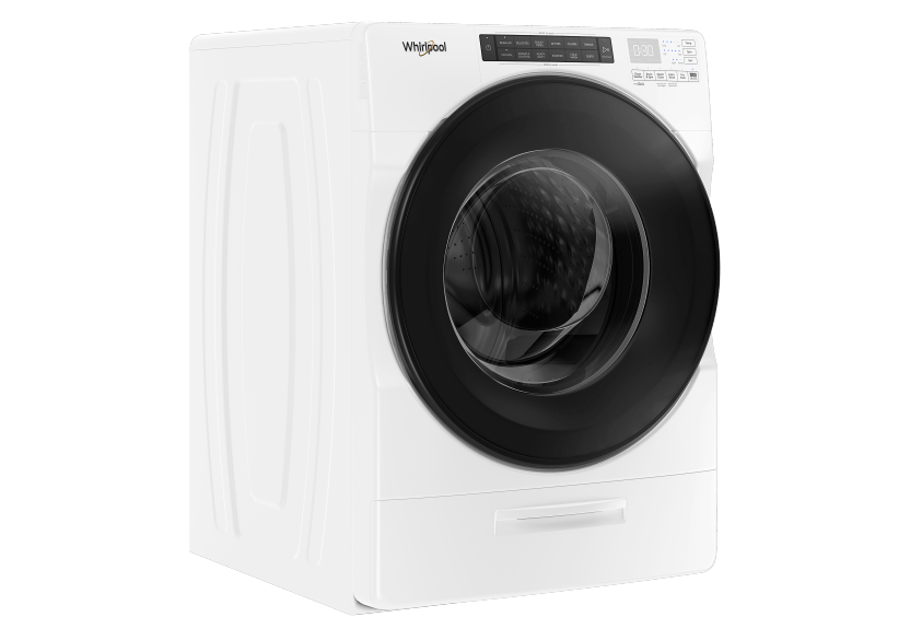 Whirlpool Front Load Washer - WFW6620HW product photo other02 L