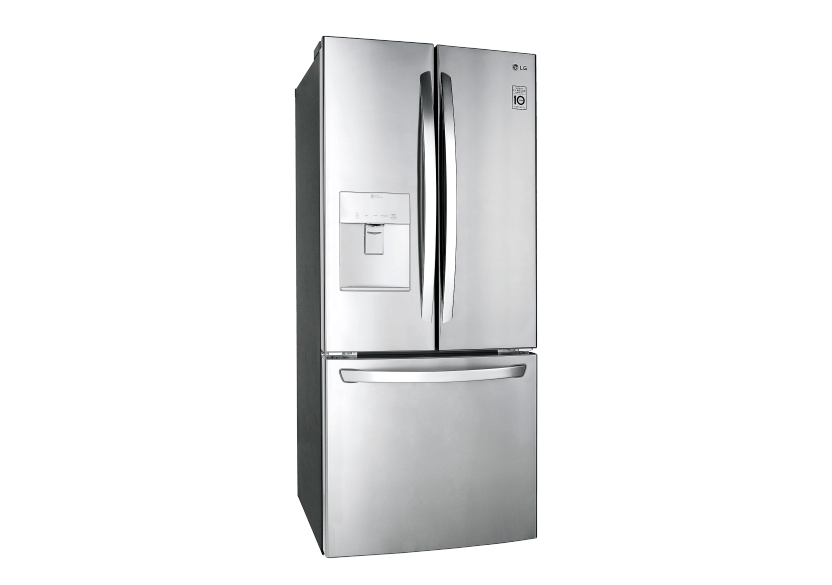 LG Bottom Freezer and French Doors Refrigerator - LRFWS2200S product photo other02 L