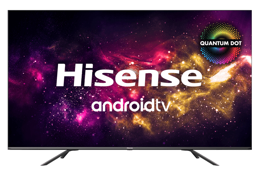"Hisense ULED 4K UHD Smart Television 65"" - 65Q8G product photo Front View L"