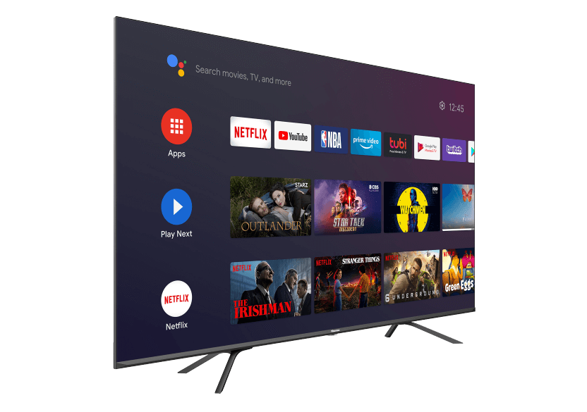 "Hisense ULED 4K UHD Smart Television 65"" - 65Q8G product photo other01 L"