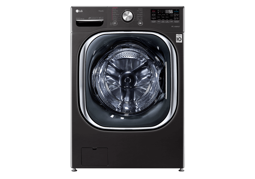 LG Front Load Washer - WM4500HBA product photo Front View L