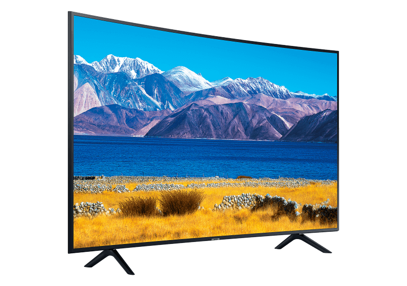 "Samsung LED 4K UHD Smart Curved Television 55"" - UN55TU8300FXZC product photo other01 L"