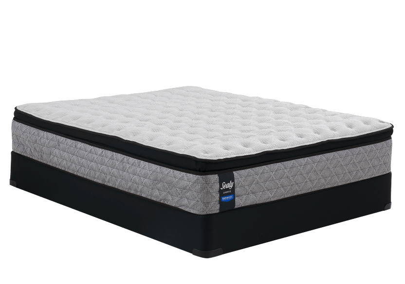 "Sealy Zircon - 5"" Queen Mattress and Box Spring product photo"