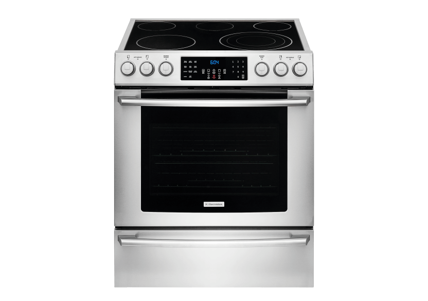 Electrolux Built-in Radiant Range - EI30EF4CQS product photo Front View L