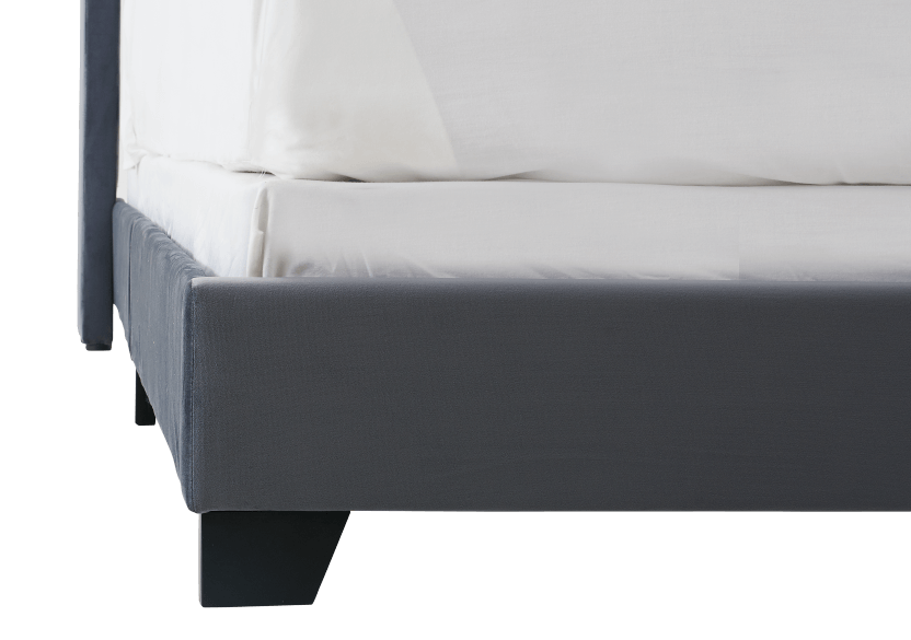 Dark Grey Upholstered - Queen Bed product photo other04 L