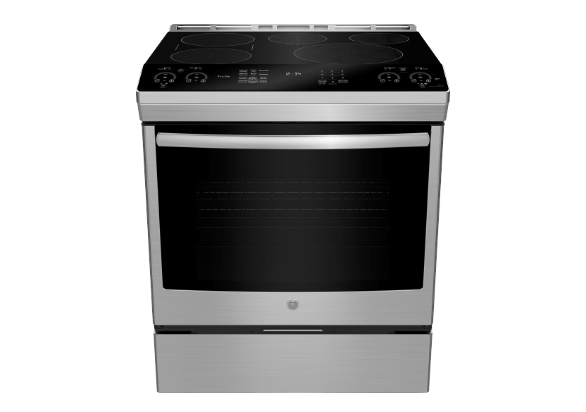 GE Built-in Induction Range - PCHS920YMFS product photo Front View L