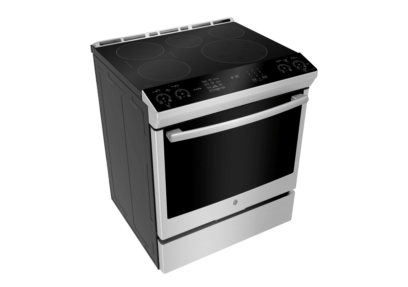 GE Built-in Induction Range - PCHS920YMFS product photo other01 L