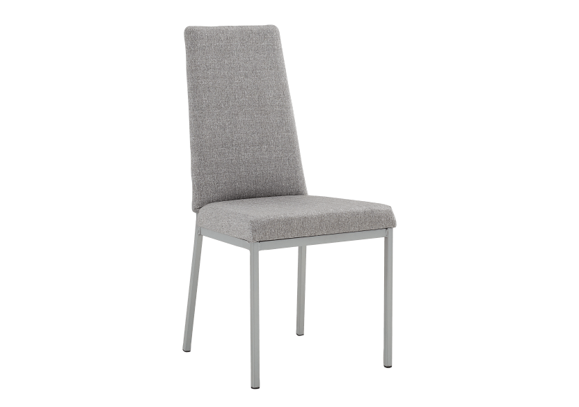 Grey Upholstered Chair product photo other01 L