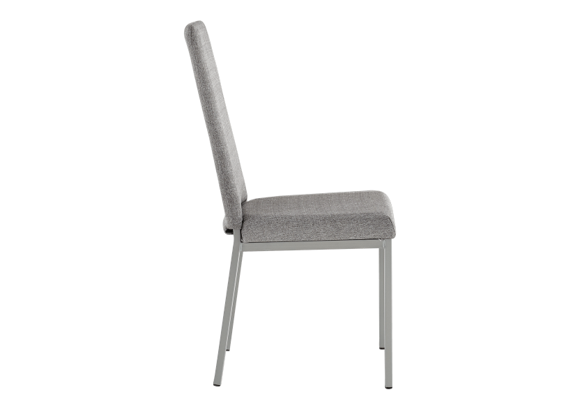 Grey Upholstered Chair product photo other02 L