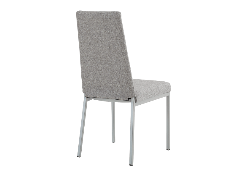Grey Upholstered Chair product photo other03 L