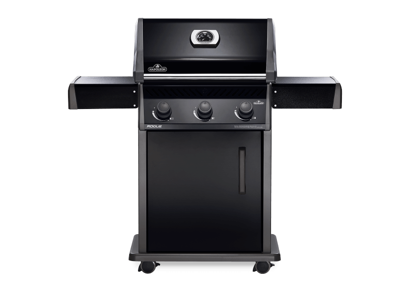 Napoleon Rogue Propane Gas Grill - R425PK-1-NECO product photo Front View L