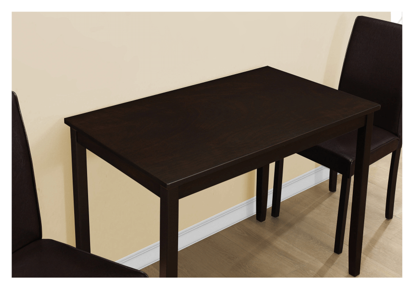 Dark Brown Wood Kitchen Room Furniture product photo other01 L