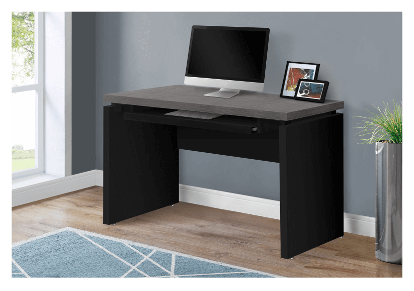 Black and Grey Desk product photo other04 L