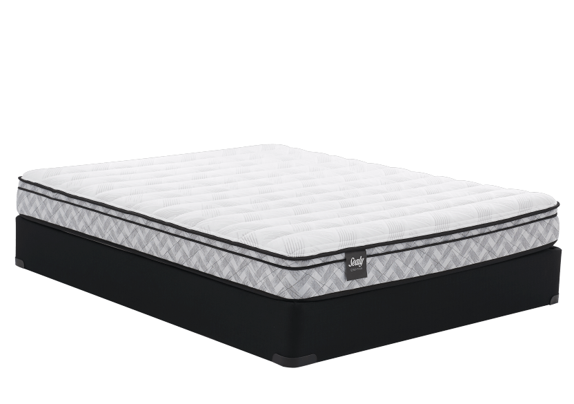 "Sealy Opale - 5"" Double Mattress and Box Spring product photo Front View L"