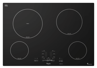 Whirlpool Electric Ceramic Cooktop - GCI3061XB product photo