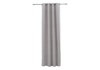 "54x96"" Grey Curtain product photo"