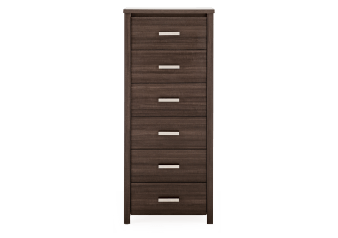 Dark Grey Chest of Drawers product photo