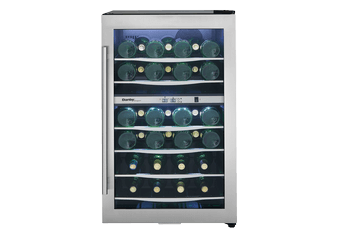 Danby 38 Bottles Wine Cooler - DWC040A3BSSDD product photo