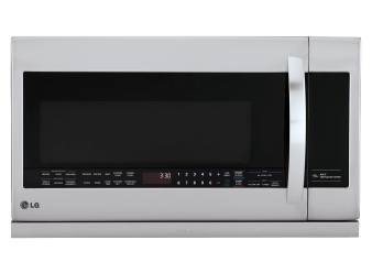 LG Microwave Oven with Fan - LMV2257ST product photo
