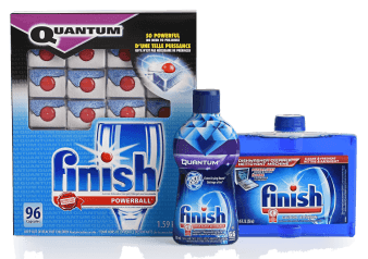 LG Diswasher Cleaner Kit - Finish Quantum product photo