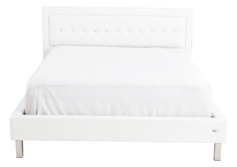 White - Queen Bed product photo