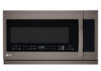 LG Microwave Oven with Fan - LMV2257BD product photo