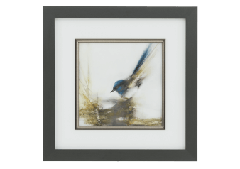 "20x20"" Blue Bird Painting product photo"