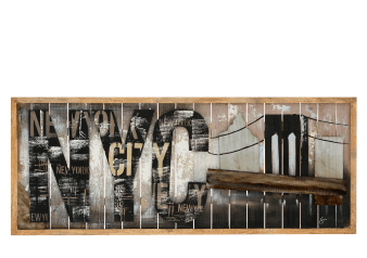 "20X50"" New York Painting product photo"