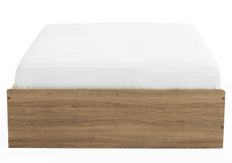 Brown Double Kid Storage Bed product photo