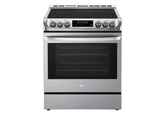 LG Built-in Range - LSE4611ST product photo