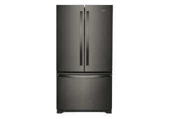 Whirlpool Bottom Freezer and French Doors Refrigerator - WRF540CWHV product photo