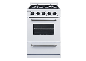 Unique Gas Range - UGP-24GOF1W product photo