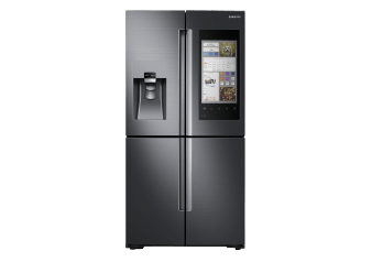 Samsung Bottom Freezer and French Doors Refrigerator - RF22M9581SGAC product photo