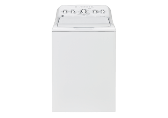 GE Top Load Washer - GTW460BMMWW product photo