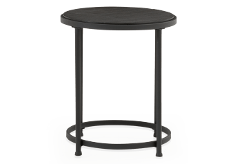 Dark Grey End Table product photo
