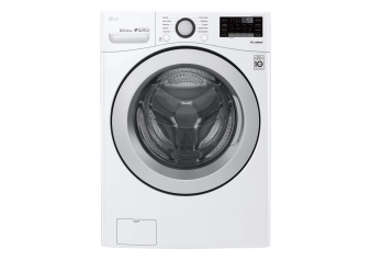 LG Front Load Washer - WM3500CW product photo