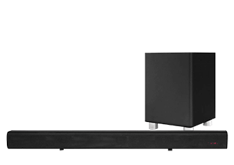 Pure Acoustics Bluetooth® 100W Sound Bar with Sub - SBW-250 product photo