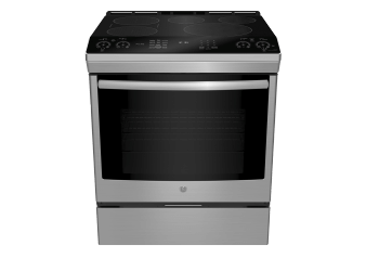 GE Built-in Induction Range - PCHS920SMSS product photo