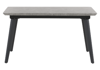 Grey Table with Metal Legs product photo