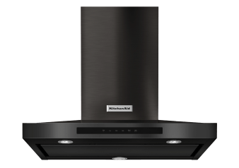 KitchenAid Chimney Style Range Hood - KVWB600HBS product photo