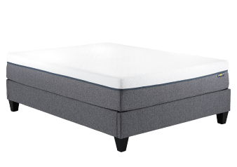 Collection HOP - HOP BASE - Easy-to-assemble Bed Base for Mattress-in-a-Box - Twin product photo