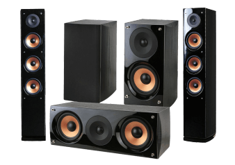 Pure Accoustics 720W Home theater system - Berlin product photo